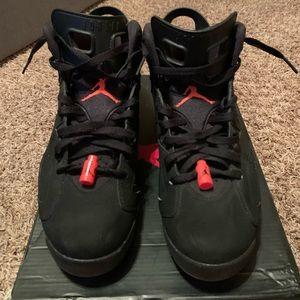Jordan 6 Infrareds 2014 Release